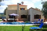 Villa Charlotte, warmer Pool