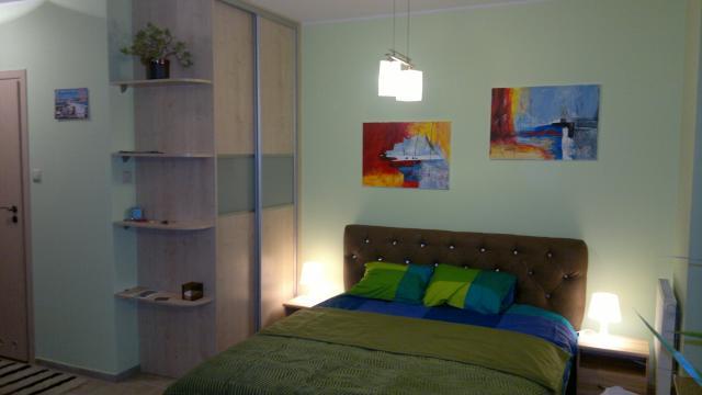 Habitaciones Sopot Dormitório
