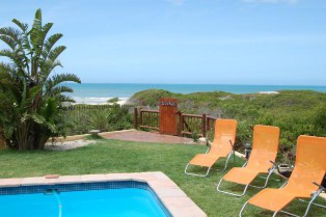 Chambre d'hôtes Jeffreys Bay -Paradise Beach Jardin
