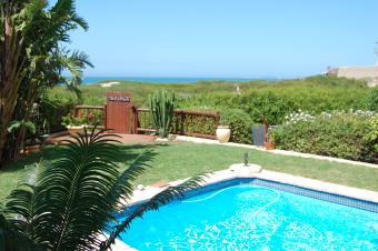 Bed & Breakfast Jeffreys Bay -Paradise Beach Okolina
