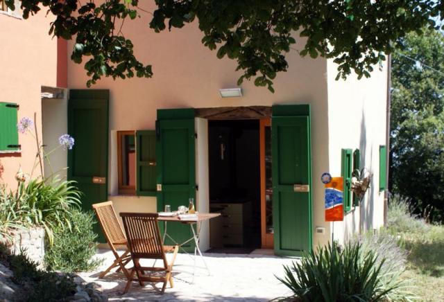 Casa de férias Arcevia Jardim