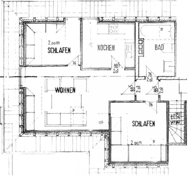 ferienwohnung 638728 hausfoto 2. Black Bedroom Furniture Sets. Home Design Ideas