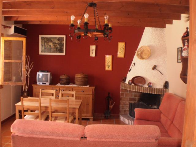 Ferienhaus Los Romanes (Viñuela)
