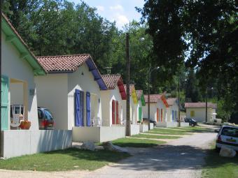Pavillons de vacances