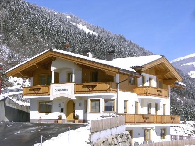 Vakantiewoning Zellberg