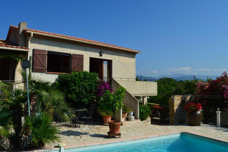 Gite-Holiday House Montauroux
