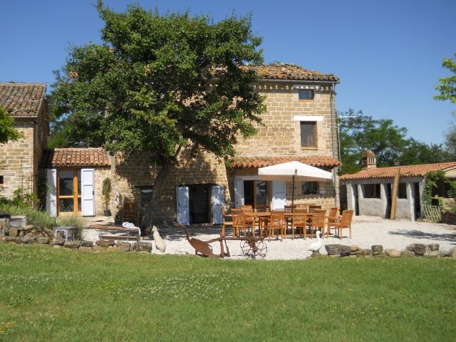 Ferienhaus Monte San Martino