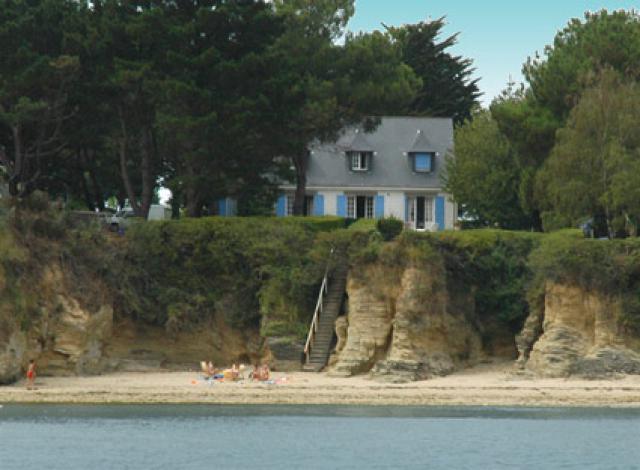 Kuća za odmor Pénestin Prostorije