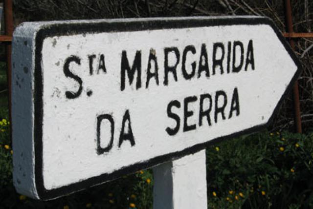 Rekreační dům Santa Margarida da Serra rekreační objekt