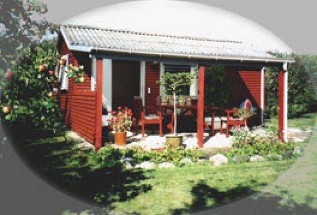 Vakantiehuis Farsø Woonkamer
