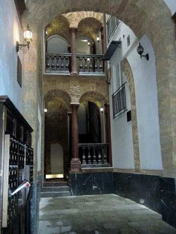 Semesterhus Palermo Omgivning