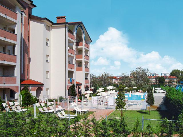 NEW 4* RESIDENCE AT THE ADRIA - Квартира