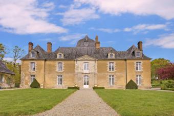 un château romantique