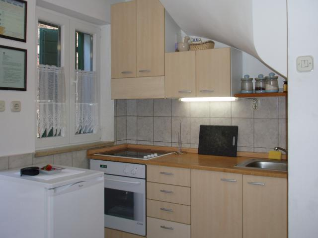 Dvoetažni apartman - Vacation Apartment Kitchen