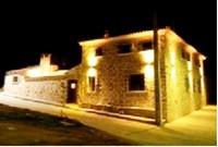 casa rural de piedra  de 8 pax