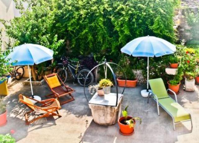 Maison de vacances Bol Jardin