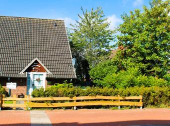 Ferienhaus Ostsee-Robbe