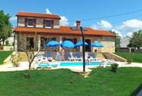Villa Danijel - sa bazen
