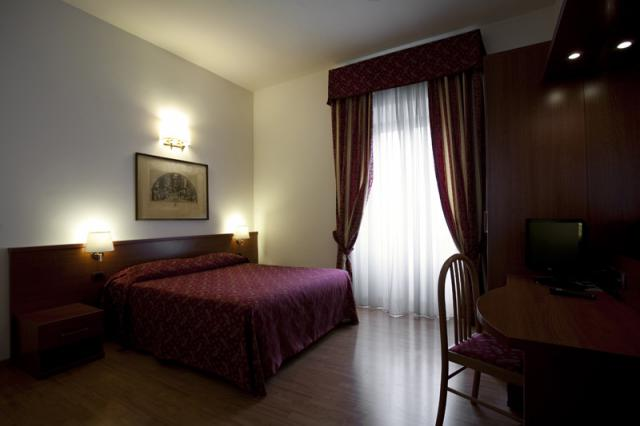 Bed & Breakfast Roma dormitório
