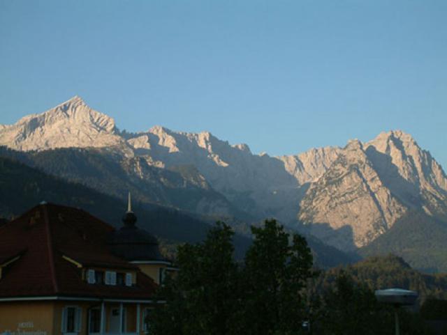 Vakantiewoning Garmisch-Partenkirchen