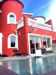 Montseny B, 8-10 Pers., Klima,beheizter Pool+Whirlpool