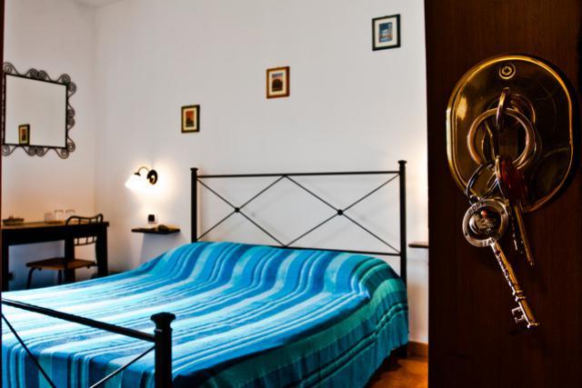 Bed & Breakfast Řím Ložnice