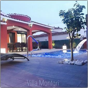 Villa Montgri: Pool+WiFi+Klima
