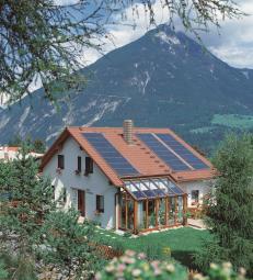 Haus Florian Terrasse