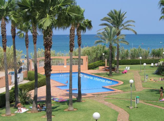 Vacation Apartment Dénia