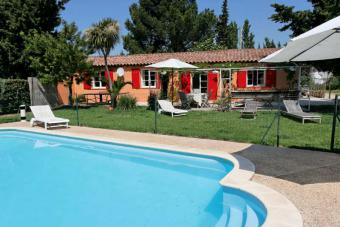 Villa 6 pers . piscine