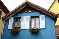 Gîte La Maison Bleue