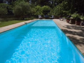 Belle maison piscine Aix