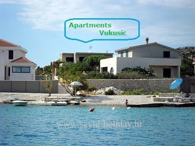 Vacation Apartment Sevid