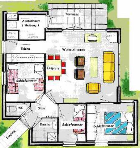 ferienwohnung 641792 hausfoto 5. Black Bedroom Furniture Sets. Home Design Ideas