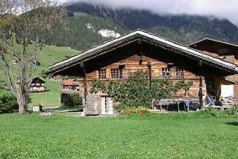 Altes Haus mit modernem Komfor