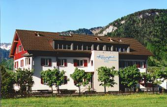 G�stehaus Kanisfluh