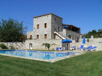 Griechenland: Peloponnes<br>Preise ab 840 € /Woche