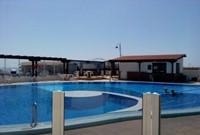 golf ,sea and pool apartment.
