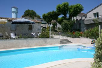 Domaine la Fontaine (gîte 4)