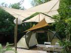 Plateformes LAGON - Campingplats CONTIS / ST JULIEN EN BORN