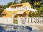 Vakantiehuis met zwembad - Ferienwohnung Valls - Tarragona
