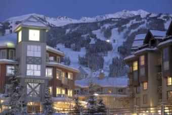Heart of Whistler village