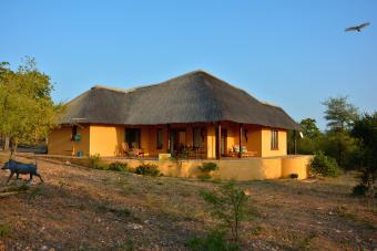 Krugerpark Villa WIFI