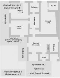 Apartman 6+2