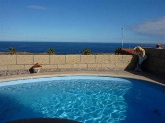 Villa direkt am Meer