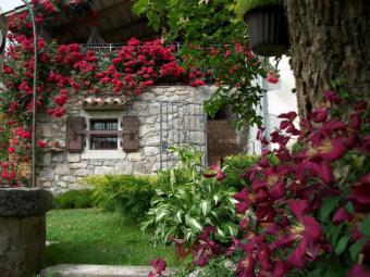 Romanticna ruralna kuca
