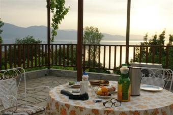 Attika-Apartm.,Dachterrasse & Meer