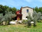 Romant. Natursteinhaus - Vacation Home Sassofortino