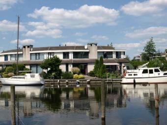 Ferienhaus Lemmer, Boot,