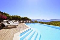 Ferienhaus FRENESI mit Pool